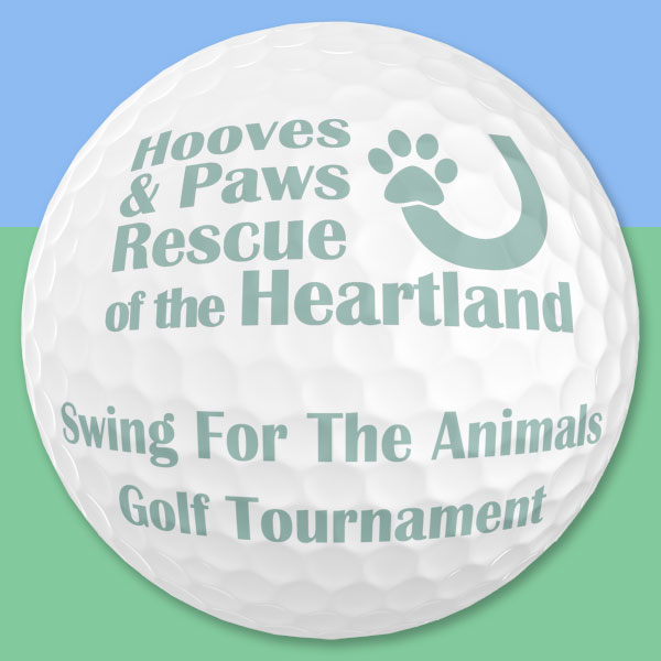 Hooves & Paws Rescue of the Heartland 2015 Annual Swing For The Animals Golf Tournament Fundraiser